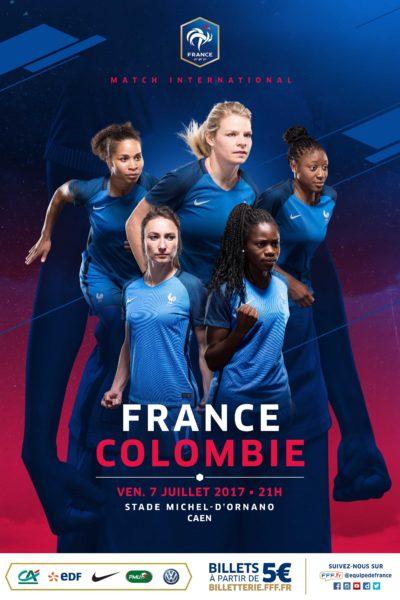 Equipe de France Féminine 2017