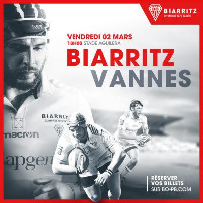 Biarritz vs Vannes